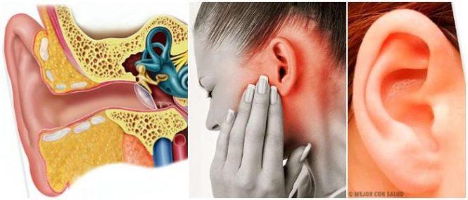 durere la ureche și articulații)
